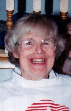 Betty  Kilganon (nee Priest)